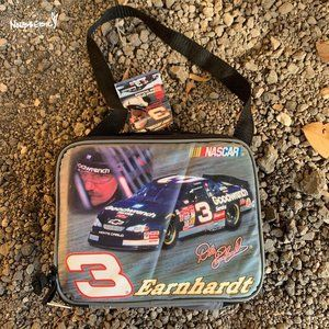 Vintage NASCAR Dale Earnhardt Lunch Bag